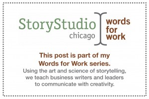 Words for Work Series