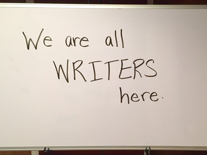 Your business needs a writers' room.
