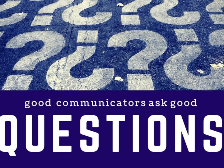 How good questions turn your ignorance into an asset