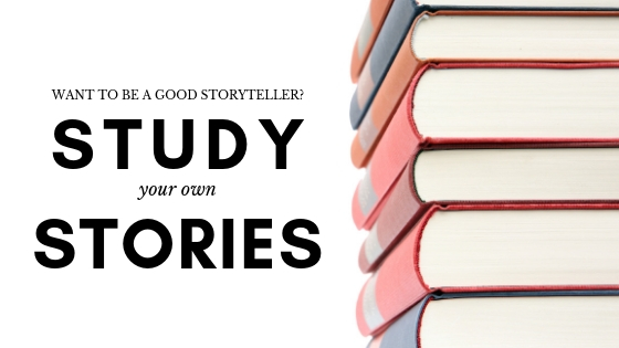 How stories about storytelling will make you a better storyteller